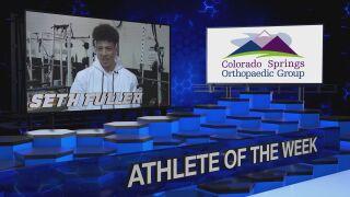 KOAA Athlete of the Week: Seth Fuller, Harrison Football