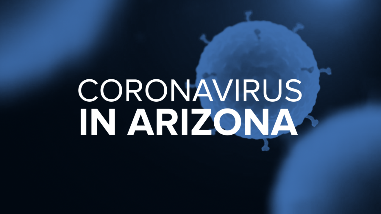 Coronavirus in Arizona