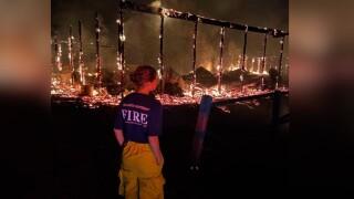 Father, Daughter Fight Bridger Foothills Fire Together.jpg
