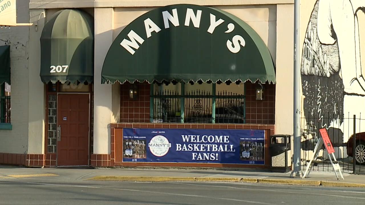 Manny's ahead of Big 12 2021 Tournament