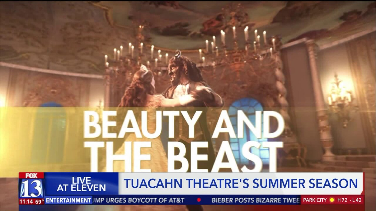 Preview: Tuacahn Center for the Arts' Summer Season