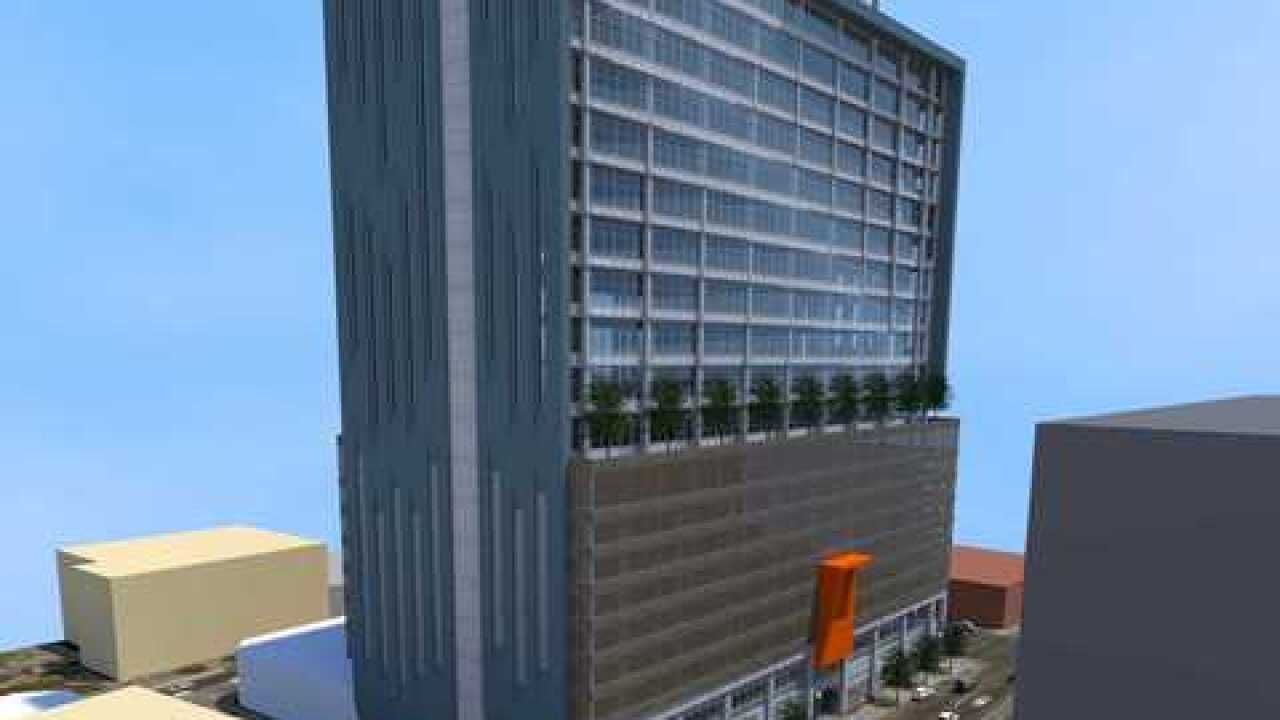 New high-rise coming to downtown?