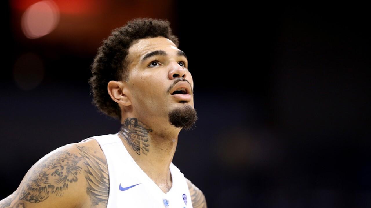 Kentucky takes easy win over Hampton, 79-56