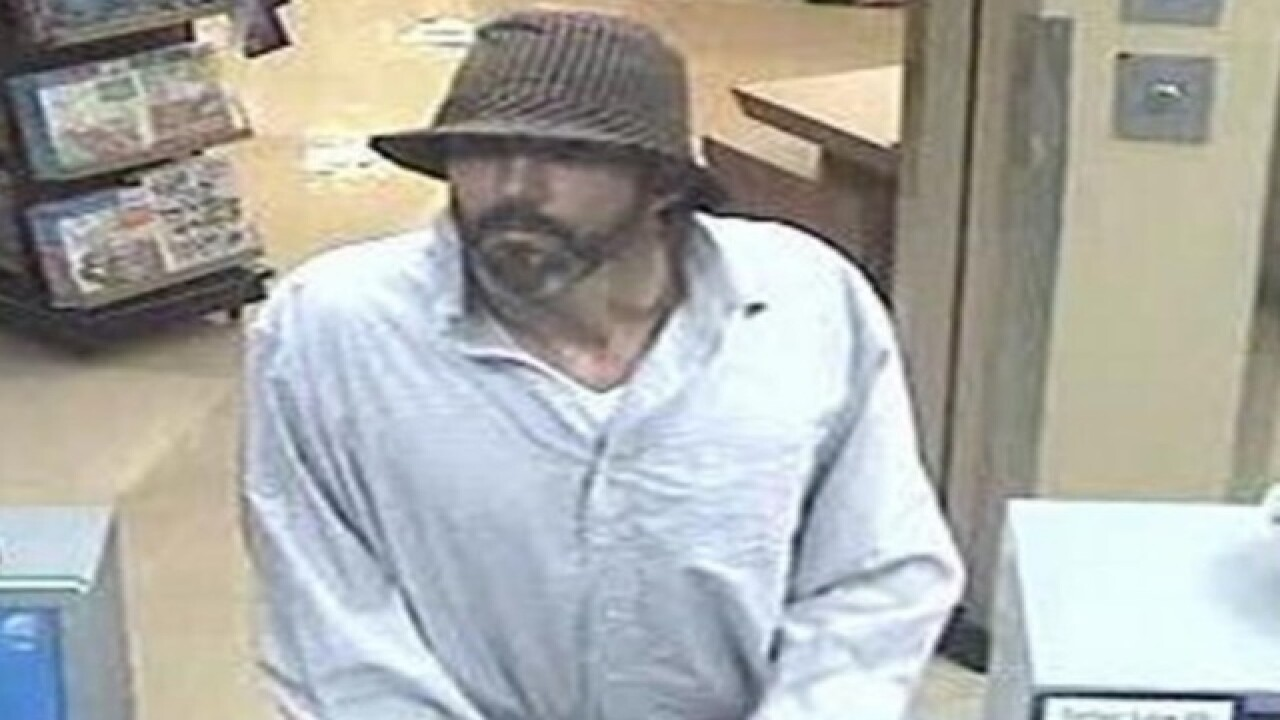 FBI: Man robbed bank inside grocery store