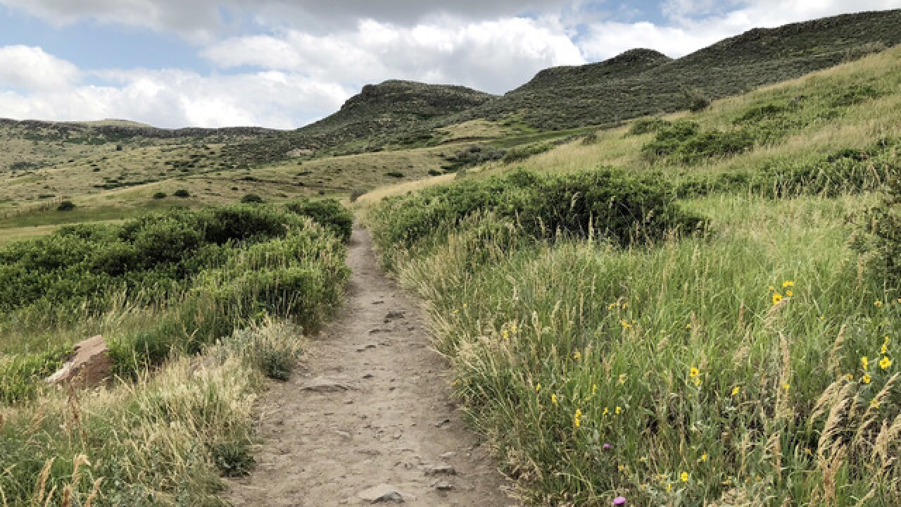 Month-long fundraiser combines hiking, ending hunger in Colorado