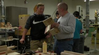 Montana Made: Great Falls GrizzBiz students mean business