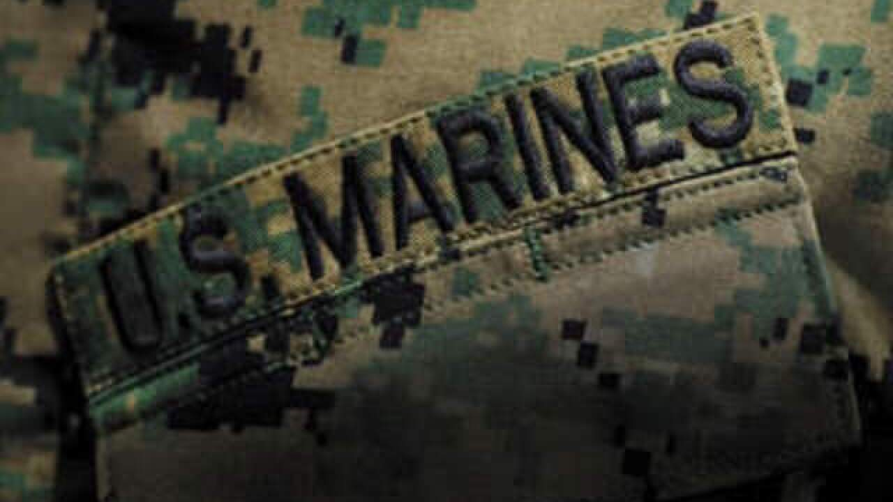 Elite US marines under investigation over hazing allegations