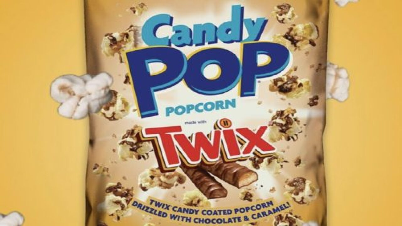 Sam's Club Is Now Selling Twix-coated Popcorn