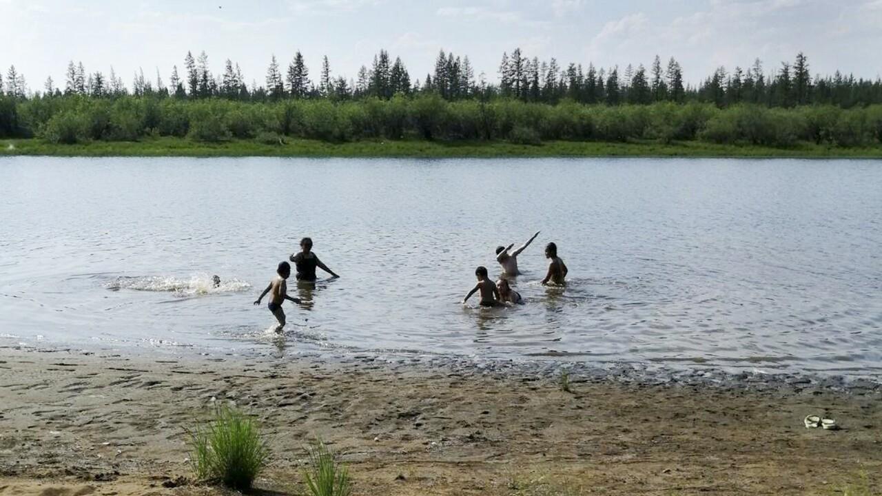 Russia Arctic Heat Wave