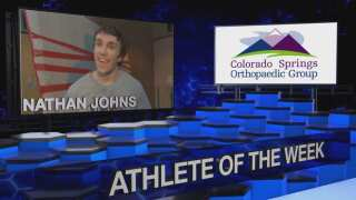 KOAA News5 Athlete of the Week: Nathan Johns, TCA Wrestling