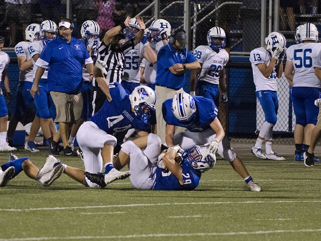 Simon Kenton 35, Highlands 30