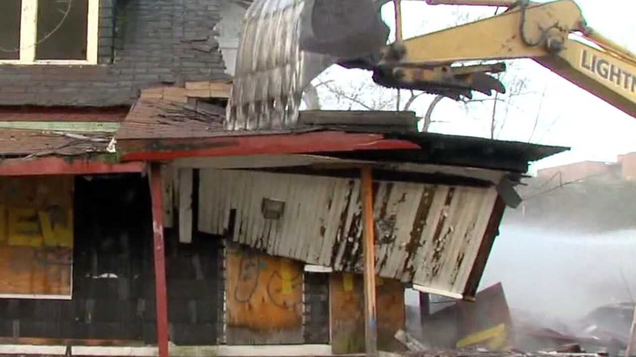 Cuyahoga Land Bank in search of additional demolition funding