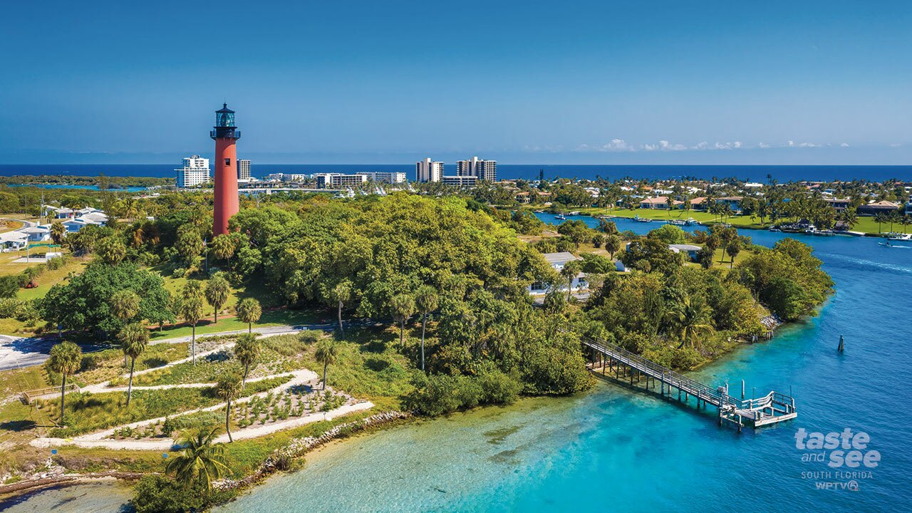Jupiter Inlet Lighthouse and Museum.