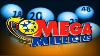 Mega Millions jackpot numbers drawn