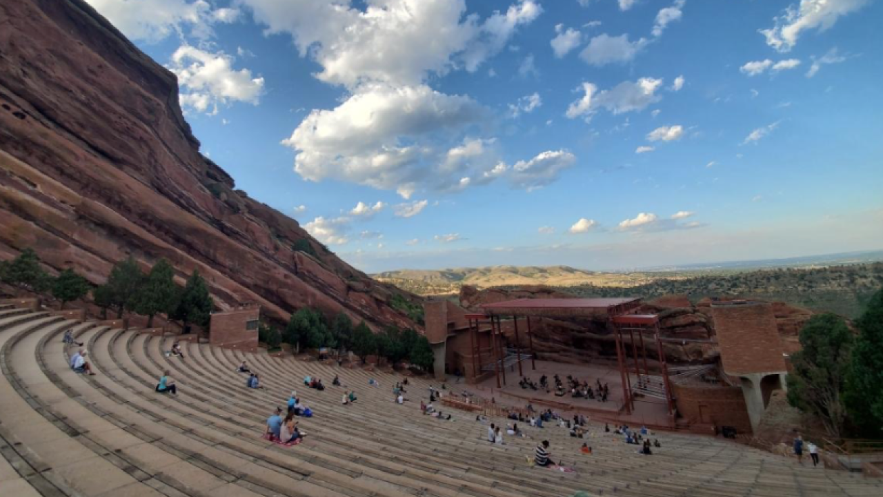 Live music returns to Red Rocks, with more to come