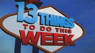 13 Things To Do This Week For May 13-19