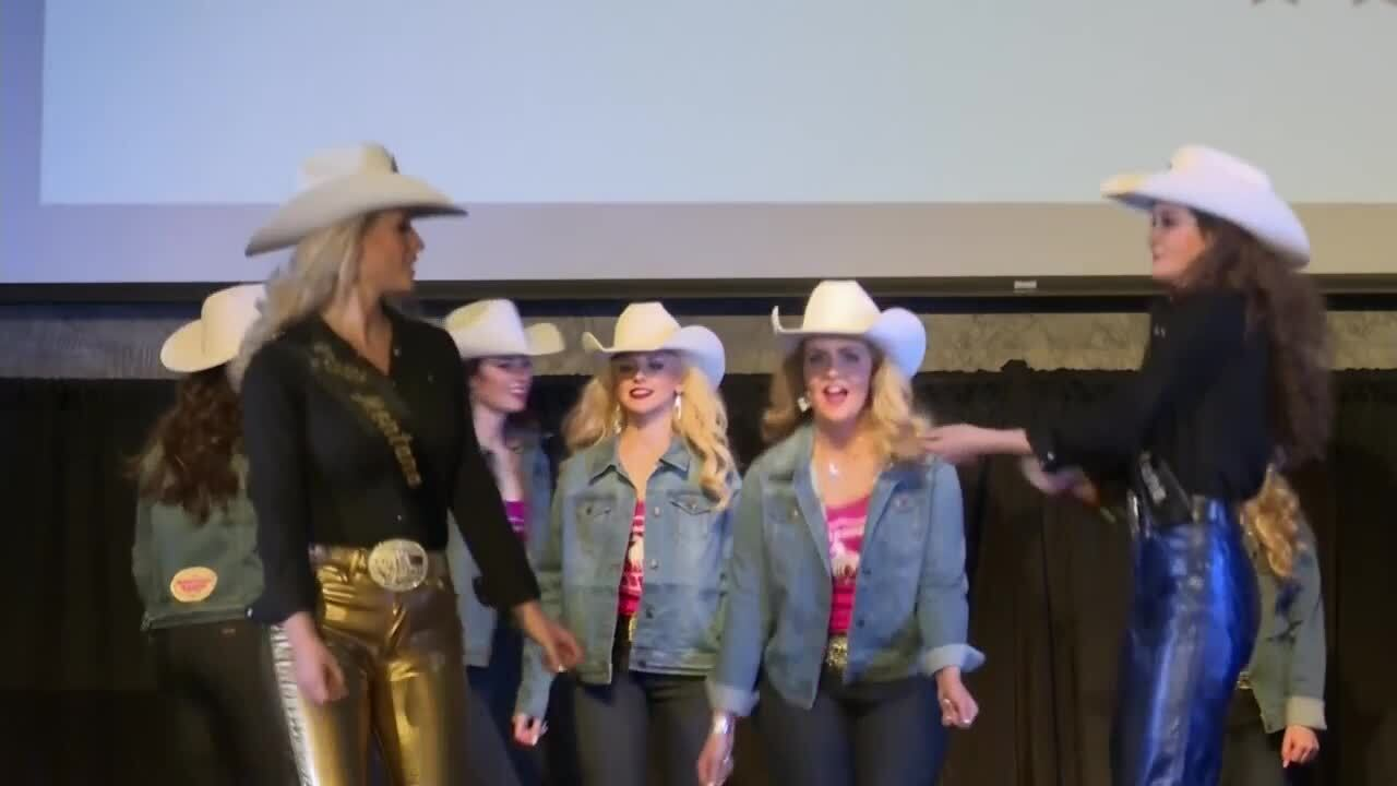 Rodeo queens reflect on their reign