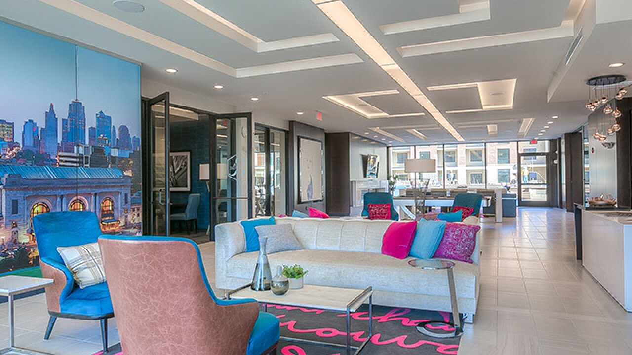 Royale luxury apartments open in Overland Park
