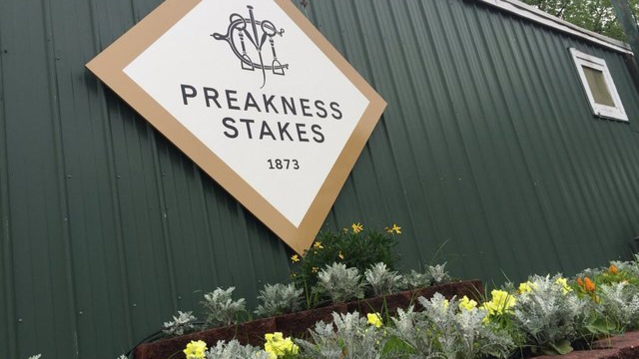 It's full steam ahead for Preakness 143!