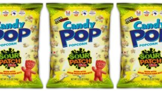 You Can Now Buy Sour Patch Kids Popcorn