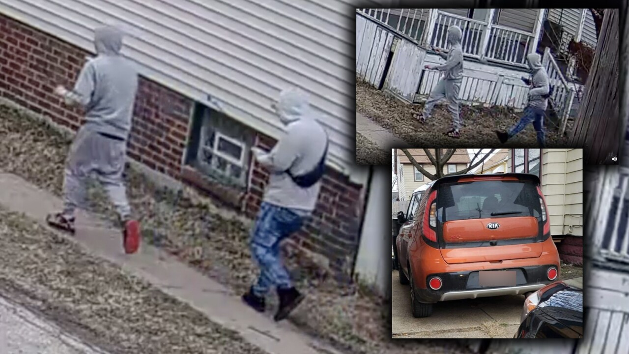 New video shows 2 people ditching car after 3rd grader was hit getting off school bus