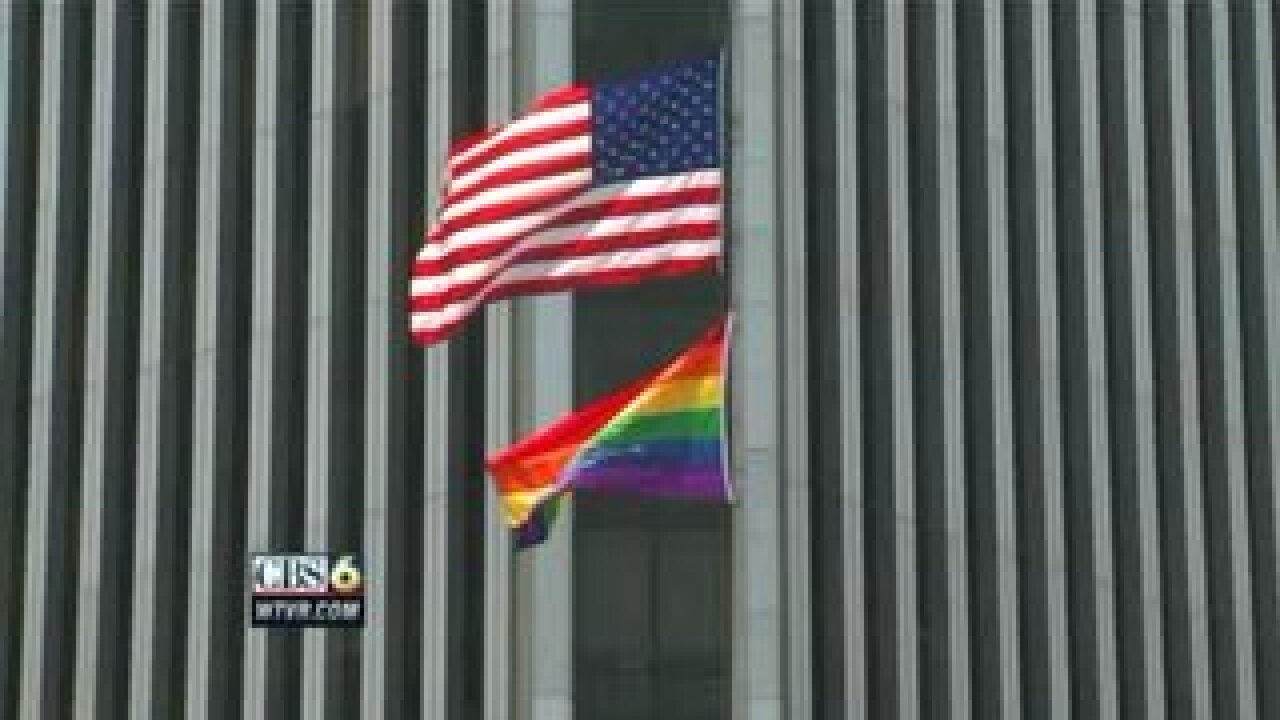 MARK HOLMBERG: Diversity flag atop Federal Reserve highlights changes inRichmond