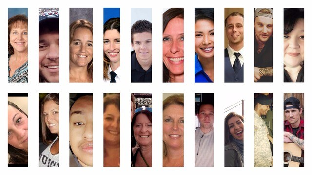 PHOTOS: Remembering those killed in Las Vegas mass shooting