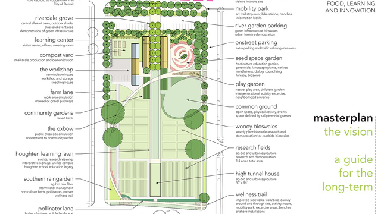 MSU launches partnership for urban agriculture