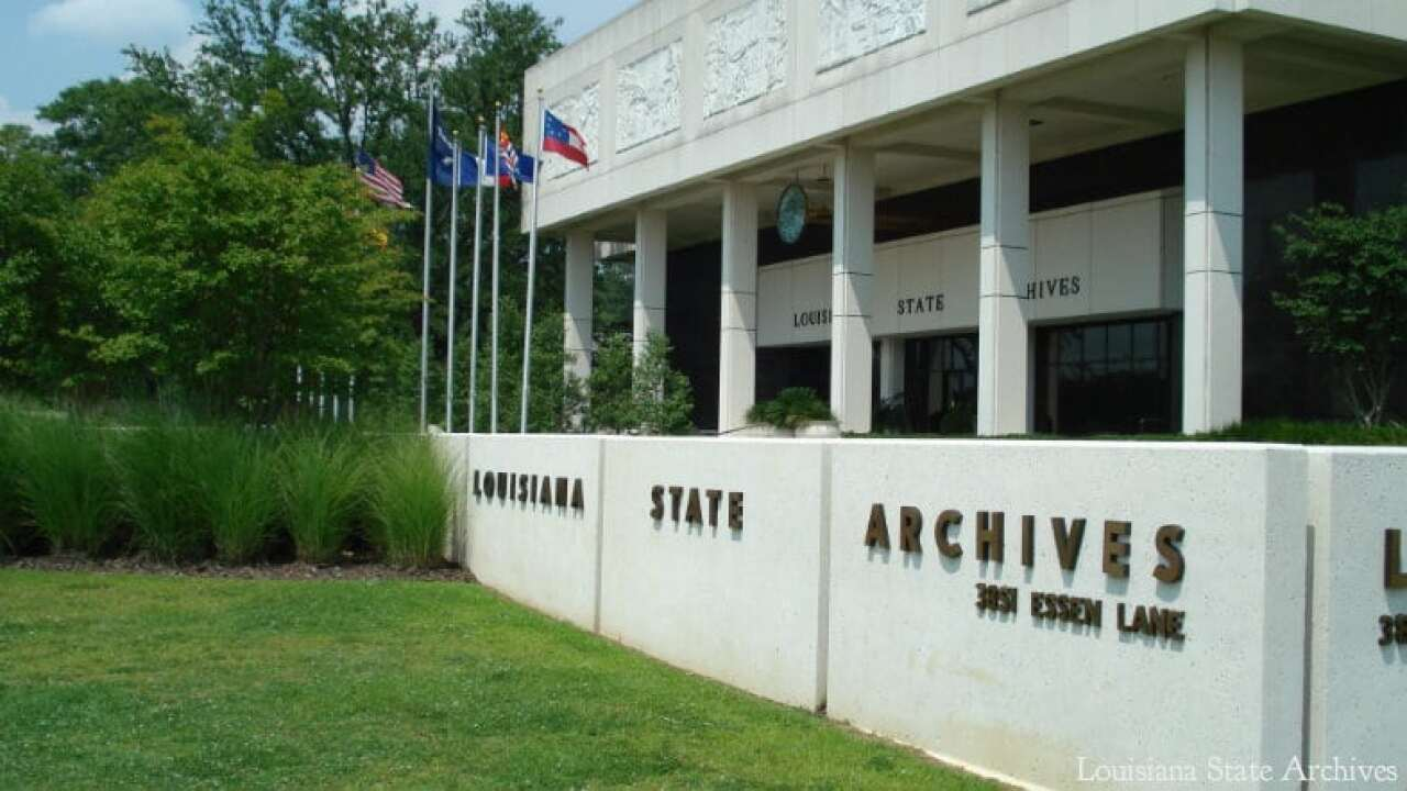 World War I exhibit opens at Louisiana State Archives