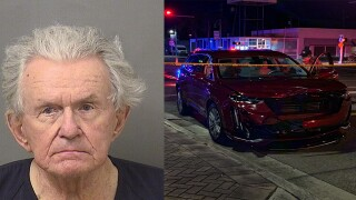 Richard Sullivan, DUI arrest