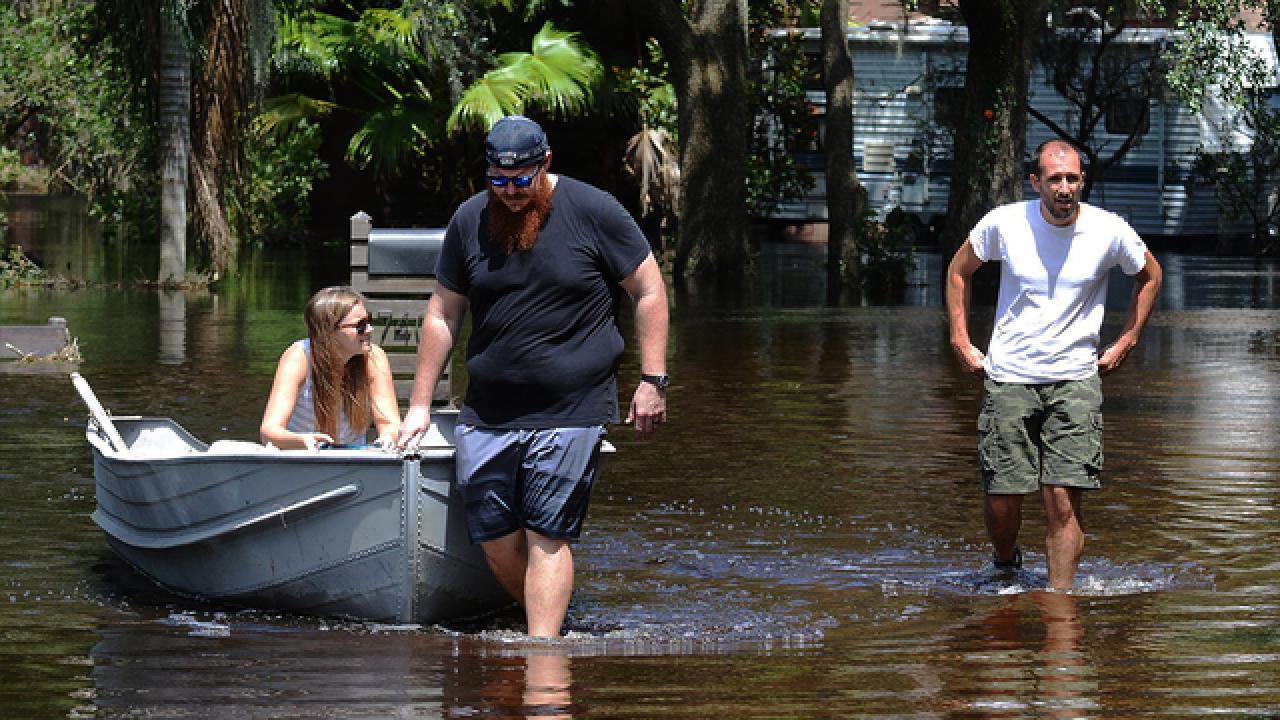FEMA: Polk, Pasco, Citrus, Hernando not eligible