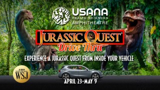 Jurassic Quest Drive Thru Sweepstakes