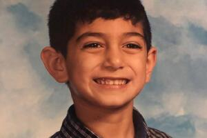 Javier Guerra in either 1st or 2nd grade.jpg