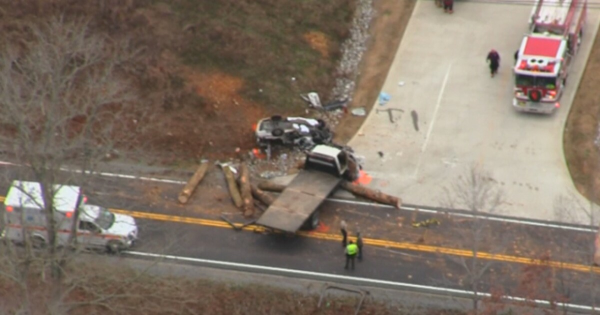 THP confirms deadly crash on Highway 12 in Cheatham County