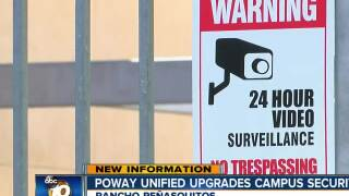 Poway unified upgrades campus security