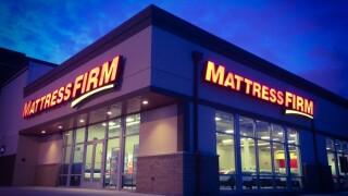 mattress firm storefront