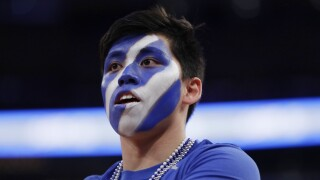 Creighton Bluejays Fan