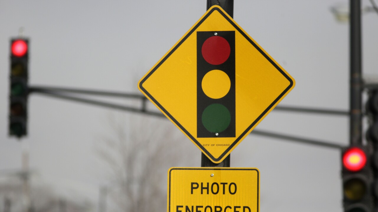 Red Light Camera Ban