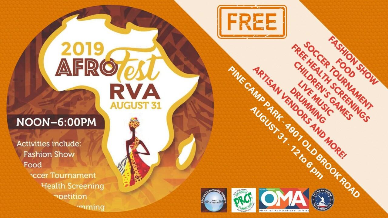 2019 AfroFest RVA