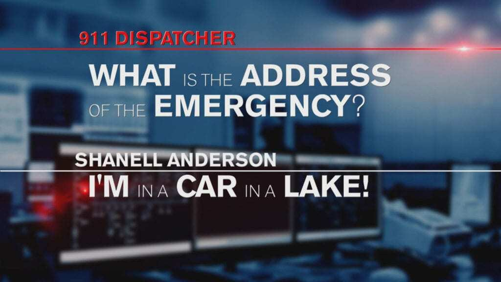Anderson 911 Call