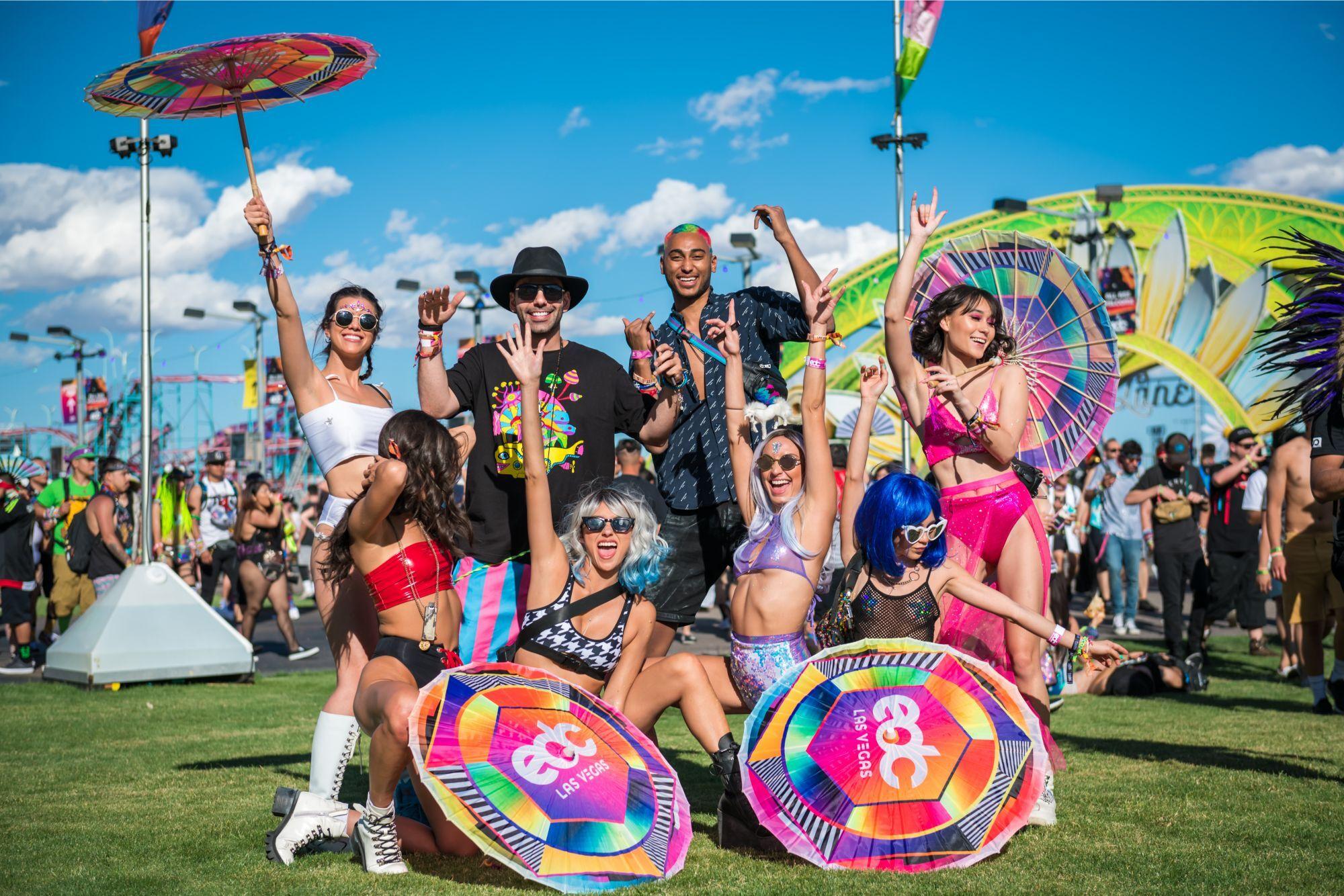 PHOTOS: 2019 Electric Daisy Carnival (EDC) in Las Vegas