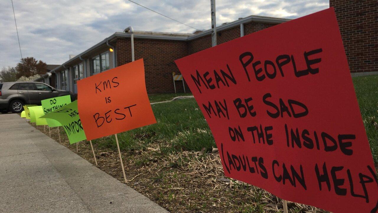 signs outside kearney middle school.jpg