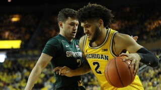 Isaiah_Livers_Michigan State v Michigan