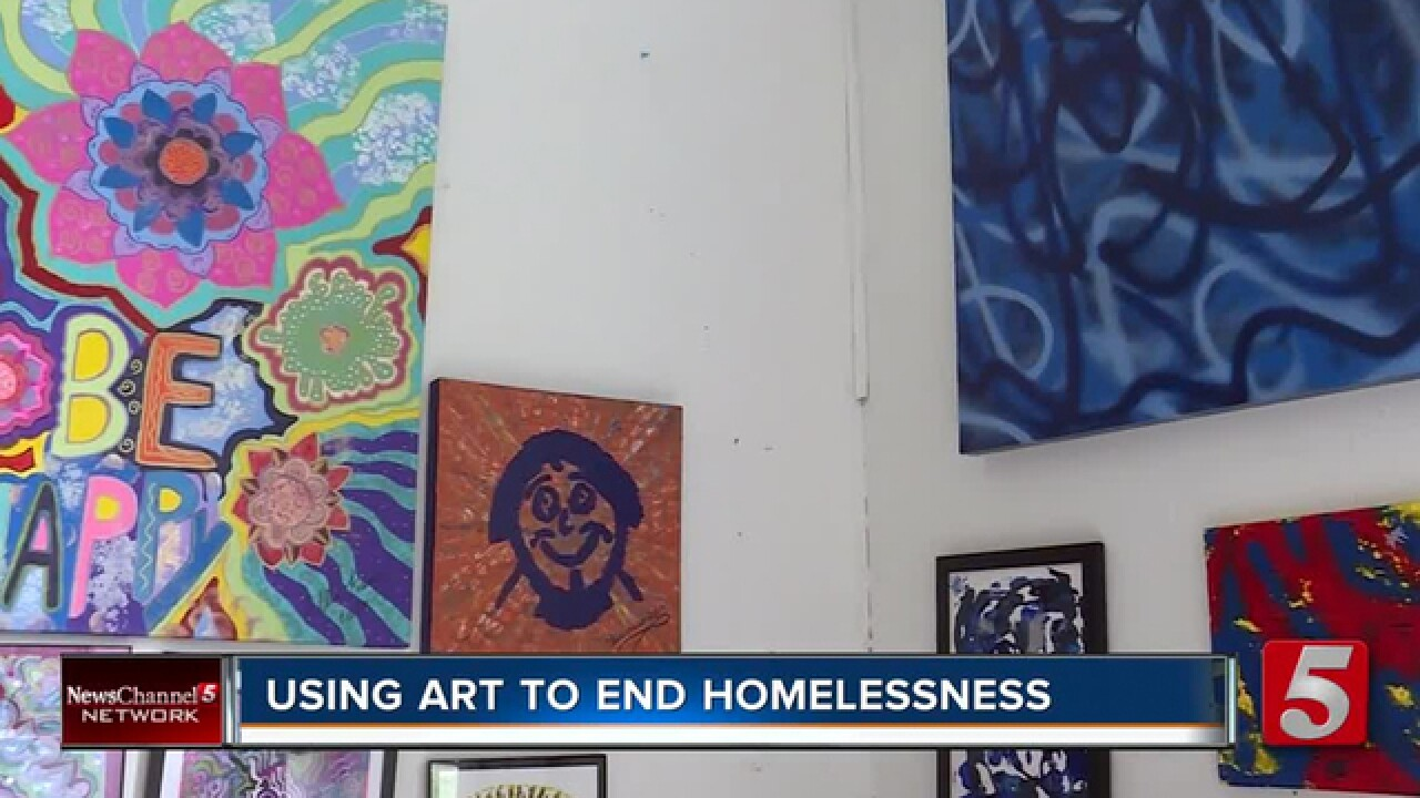 'Poverty & The Arts' Launches New Campaign As Non-Profit Outgrows Studio Space