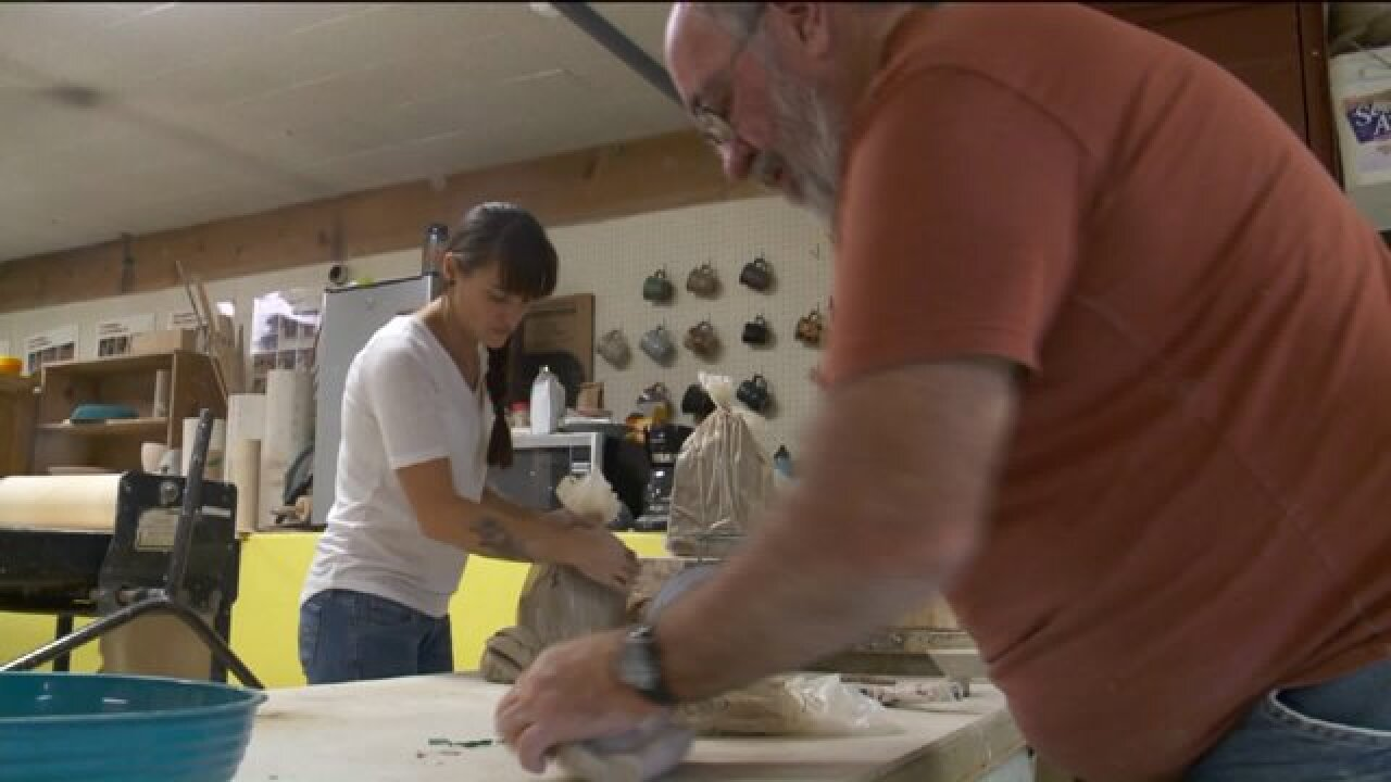 Non-profit art studio in South Salt Lake could face eviction again after court battleends