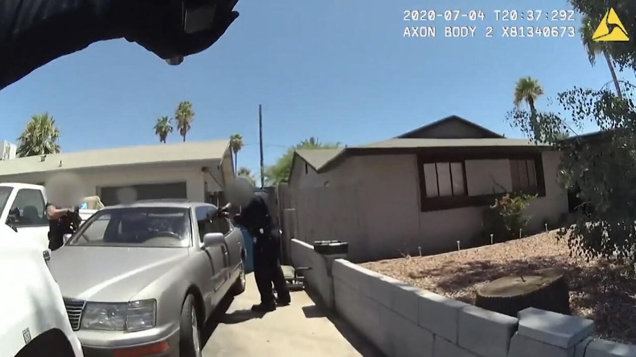 James Garcia police shooting