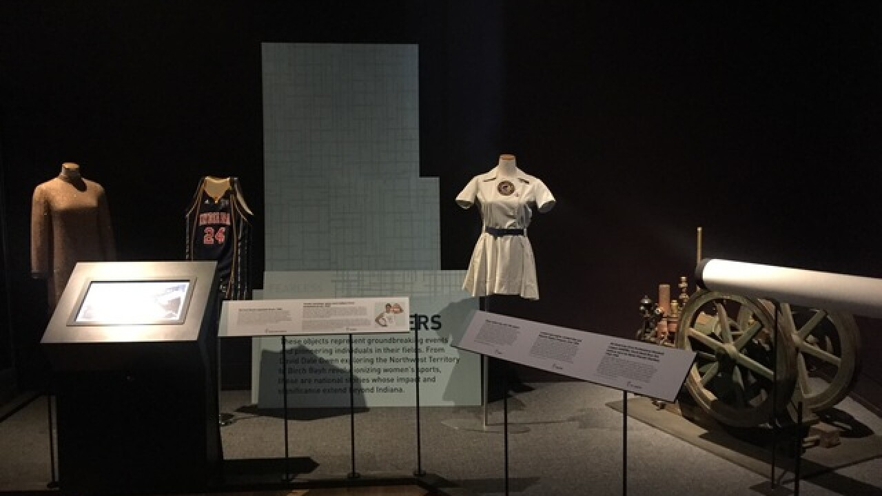 PHOTOS: 200 objects celebrate Indiana's history