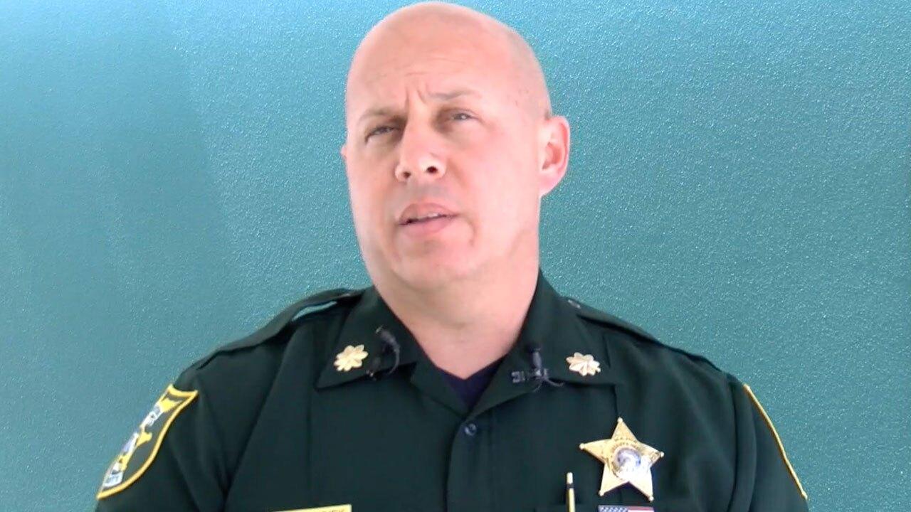 Major John Budensiek, Martin County Sherif's Office