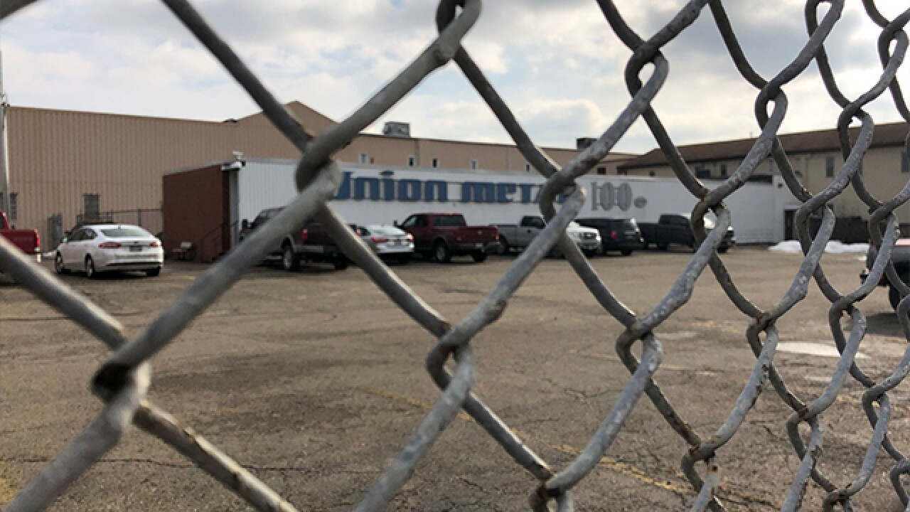 Canton metal company to shut down