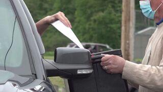 Drive-Thru Voting
